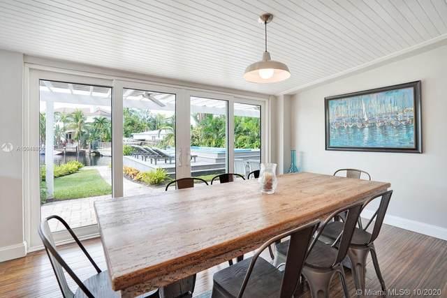 1001 Tangelo Isle, Fort Lauderdale, FL 33315 (MLS #A10948806) :: Equity Advisor Team