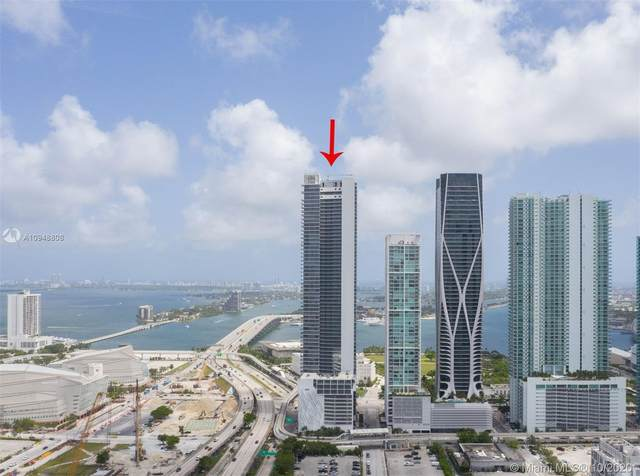1100 Biscayne Blvd #2403, Miami, FL 33132 (MLS #A10948808) :: ONE Sotheby's International Realty