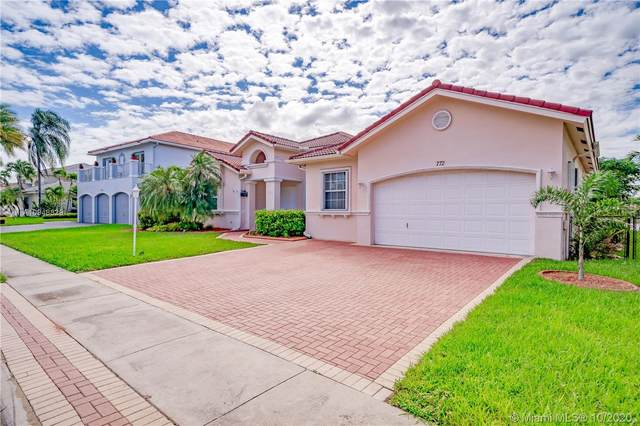 772 SW 159th Dr, Pembroke Pines, FL 33027 (MLS #A10948829) :: Search Broward Real Estate Team at RE/MAX Unique Realty