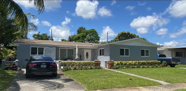 6541 SW 8th St, Pembroke Pines, FL 33023 (MLS #A10948880) :: United Realty Group