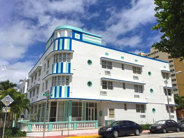 3801 Indian Creek Dr #204, Miami Beach, FL 33140 (MLS #A10948925) :: Patty Accorto Team