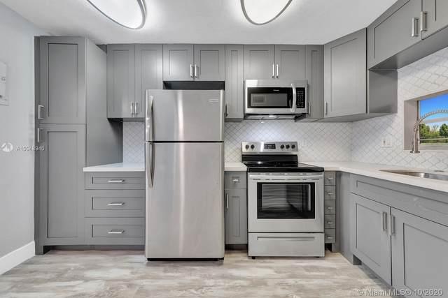681 S Hollybrook Dr #310, Pembroke Pines, FL 33025 (MLS #A10948940) :: Berkshire Hathaway HomeServices EWM Realty