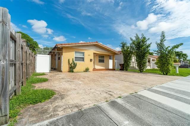 631 E 32nd St, Hialeah, FL 33013 (MLS #A10948967) :: The Paiz Group