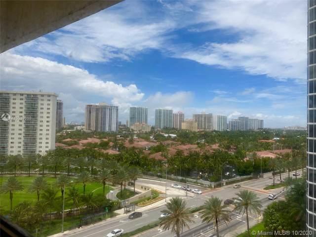 19201 Collins Ave #827, Sunny Isles Beach, FL 33160 (MLS #A10949000) :: Equity Advisor Team
