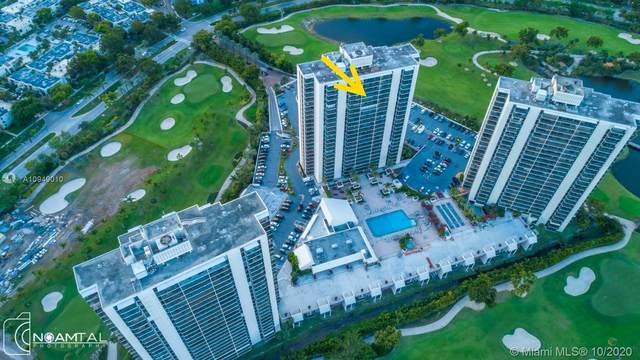 20301 W Country Club Dr #2326, Aventura, FL 33180 (MLS #A10949010) :: Equity Advisor Team