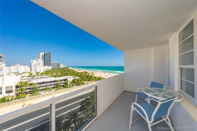 100 Lincoln Rd #1043, Miami Beach, FL 33139 (MLS #A10949019) :: Berkshire Hathaway HomeServices EWM Realty
