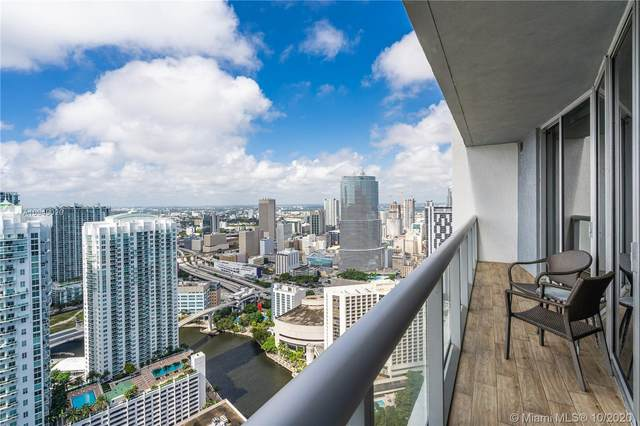 485 Brickell Ave #4606, Miami, FL 33131 (MLS #A10949020) :: Prestige Realty Group