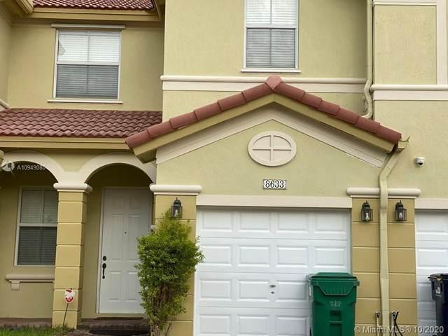 8633 NW 112th Pl #8633, Doral, FL 33178 (MLS #A10949080) :: Carole Smith Real Estate Team