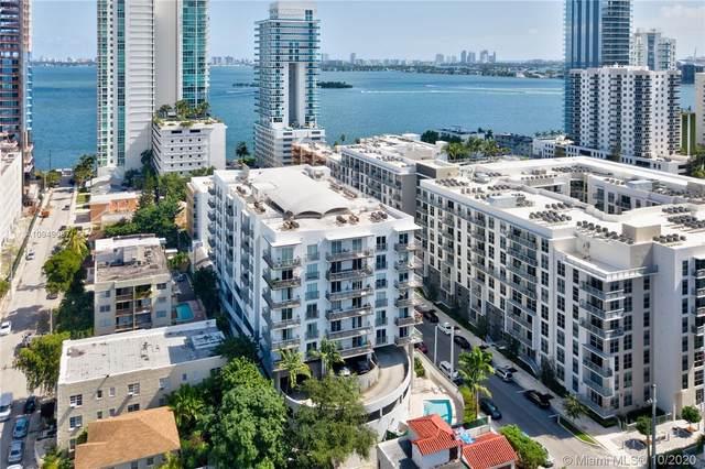455 NE 25th St #810, Miami, FL 33137 (MLS #A10949087) :: Re/Max PowerPro Realty