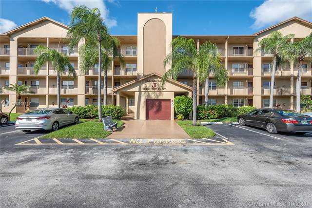 12701 SW 14th St 305J, Pembroke Pines, FL 33027 (MLS #A10949117) :: Berkshire Hathaway HomeServices EWM Realty