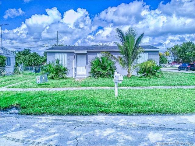 822 NW 1st St, Florida City, FL 33034 (MLS #A10949128) :: Search Broward Real Estate Team at RE/MAX Unique Realty