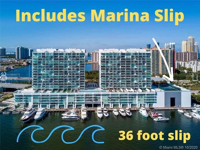 400 Sunny Isles Blvd #1704, Sunny Isles Beach, FL 33160 (MLS #A10949177) :: Equity Advisor Team