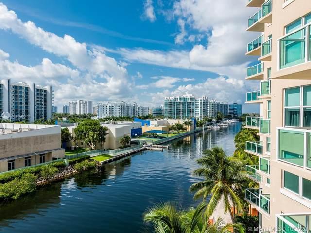 3330 NE 190th St #616, Aventura, FL 33180 (MLS #A10949201) :: Equity Advisor Team