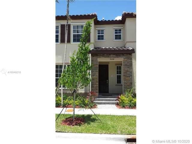 9578 SW 168th Ave #9578, Miami, FL 33196 (MLS #A10949210) :: Equity Advisor Team