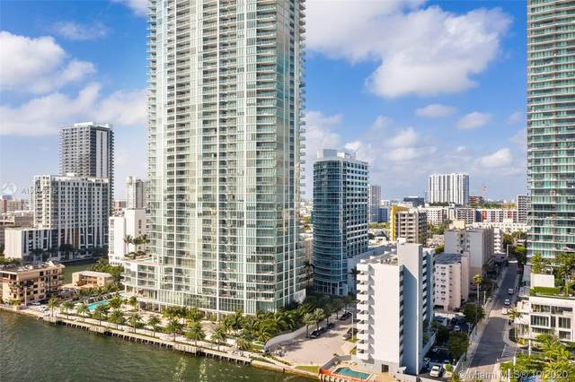 480 NE 30th St #2102, Miami, FL 33137 (MLS #A10949215) :: KBiscayne Realty