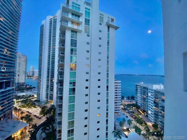 185 SE 14th Ter #2003, Miami, FL 33131 (MLS #A10949252) :: KBiscayne Realty
