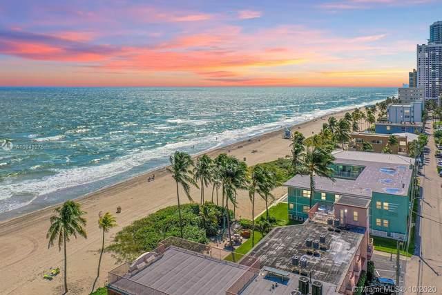 312 Bouganvilla Ter, Hollywood, FL 33019 (MLS #A10949275) :: Berkshire Hathaway HomeServices EWM Realty