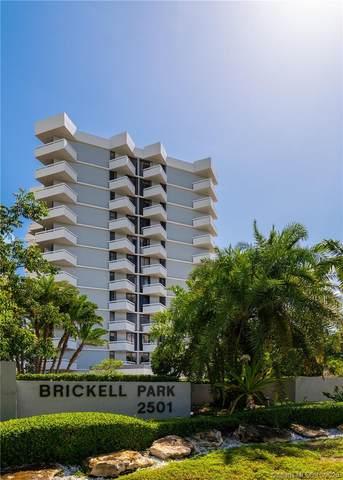 2501 Brickell Ave #504, Miami, FL 33129 (MLS #A10949287) :: Carole Smith Real Estate Team