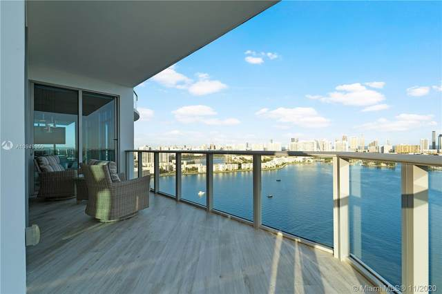 17301 Biscayne Blvd L-Ph-9, North Miami Beach, FL 33160 (MLS #A10949300) :: Patty Accorto Team