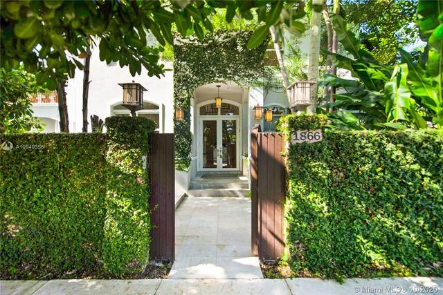 1866 Tigertail Ave, Coconut Grove, FL 33133 (MLS #A10949356) :: The Riley Smith Group