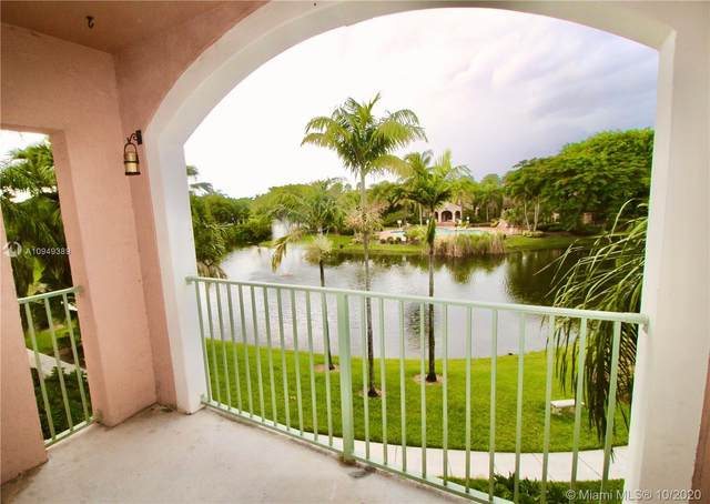 12124 Saint Andrews Pl #308, Miramar, FL 33025 (MLS #A10949389) :: THE BANNON GROUP at RE/MAX CONSULTANTS REALTY I