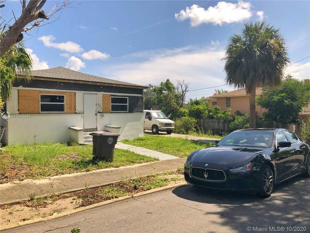 719 9th St, West Palm Beach, FL 33401 (MLS #A10949403) :: Berkshire Hathaway HomeServices EWM Realty