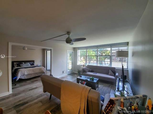 2781 Taft St #308, Hollywood, FL 33020 (MLS #A10949421) :: Miami Villa Group
