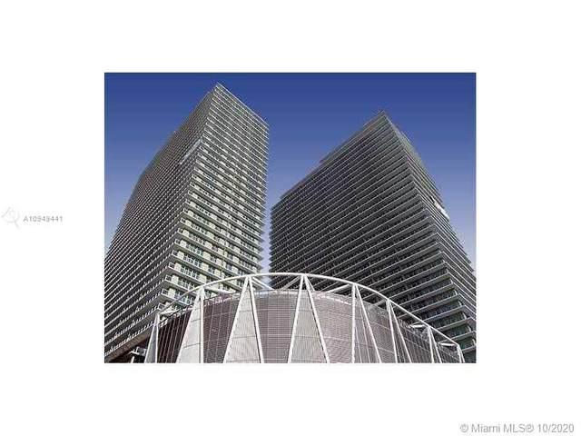 1111 SW 1 AV 2523-N, Miami, FL 33130 (MLS #A10949441) :: Green Realty Properties