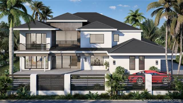528 Coconut Isle Dr, Fort Lauderdale, FL 33301 (MLS #A10949479) :: The Paiz Group