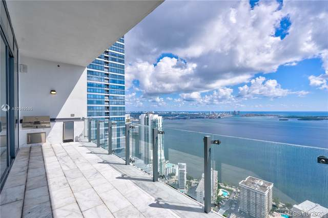 1451 Brickell Ave Ph 5201, Miami, FL 33131 (MLS #A10949595) :: Re/Max PowerPro Realty