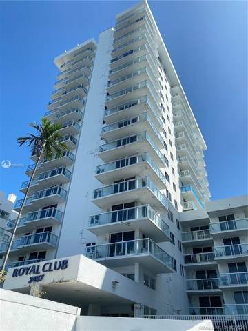 2457 Collins Ave #505, Miami Beach, FL 33140 (MLS #A10949691) :: The Paiz Group
