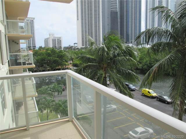 230 174th St #601, Sunny Isles Beach, FL 33160 (MLS #A10949702) :: Ray De Leon with One Sotheby's International Realty
