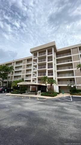3000 S Course Dr #509, Pompano Beach, FL 33069 (MLS #A10949723) :: Prestige Realty Group