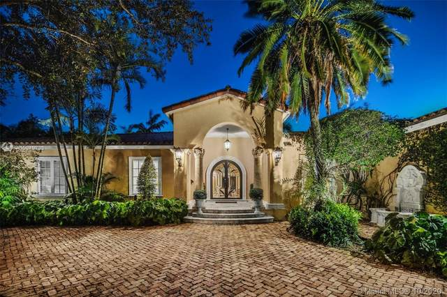 600 Marquesa Dr, Coral Gables, FL 33156 (MLS #A10949733) :: The Riley Smith Group