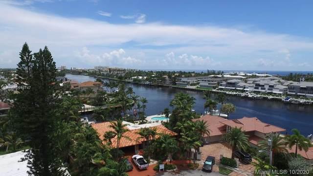 1555 SE 14th Ct, Deerfield Beach, FL 33441 (#A10949747) :: Dalton Wade