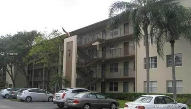 400 SW 134th Way 208F, Pembroke Pines, FL 33027 (MLS #A10949778) :: ONE Sotheby's International Realty