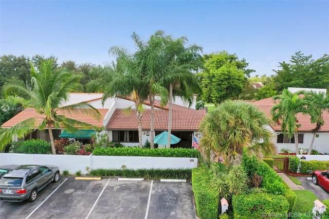 8251 NW 36th St, Sunrise, FL 33351 (MLS #A10949808) :: Berkshire Hathaway HomeServices EWM Realty