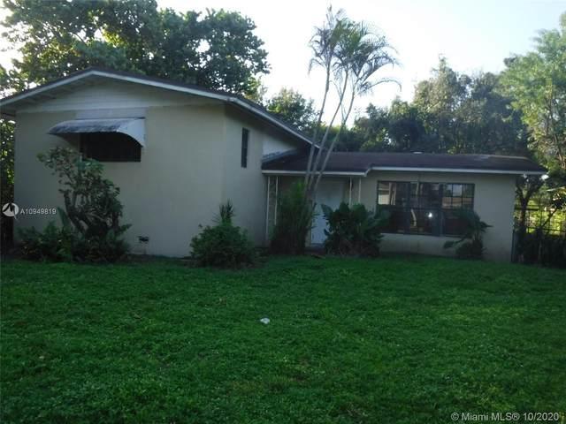 1270 NE 204th Ter, Miami, FL 33179 (MLS #A10949819) :: The Riley Smith Group