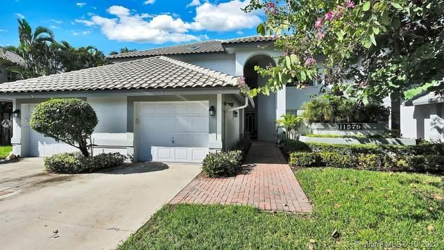 11579 Briarwood Cir #3, Boynton Beach, FL 33437 (MLS #A10949827) :: Prestige Realty Group