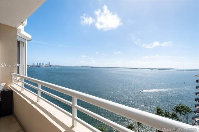 808 Brickell Key Dr #1408, Miami, FL 33131 (MLS #A10949847) :: Castelli Real Estate Services