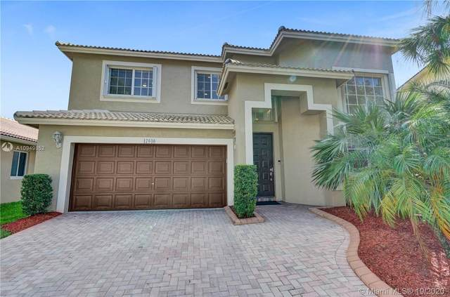17040 NW 19th Ct, Pembroke Pines, FL 33028 (MLS #A10949852) :: Search Broward Real Estate Team at RE/MAX Unique Realty