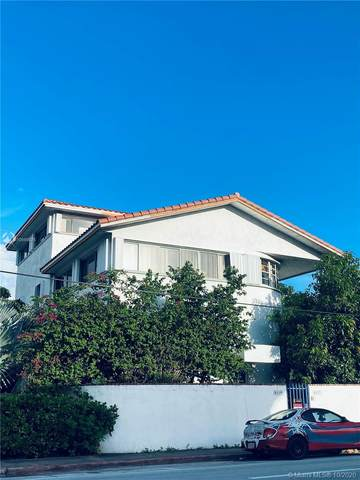 8119 Harding Ave, Miami Beach, FL 33141 (MLS #A10949876) :: Carole Smith Real Estate Team