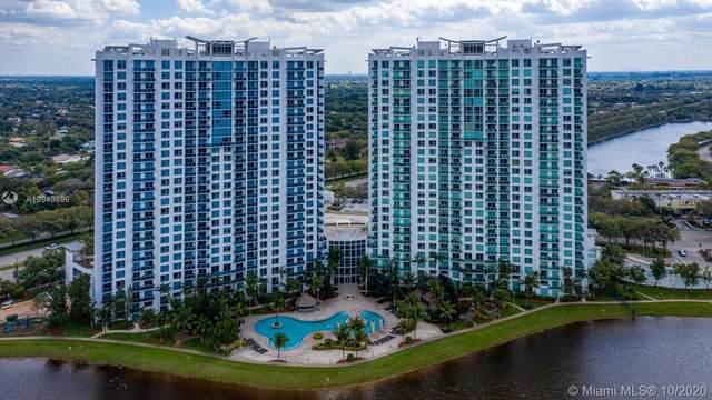2681 N Flamingo Rd 107S, Sunrise, FL 33323 (MLS #A10949896) :: Berkshire Hathaway HomeServices EWM Realty