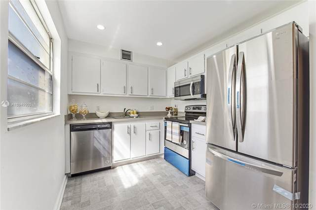 13455 SW 3rd St 205S, Pembroke Pines, FL 33027 (MLS #A10949903) :: Berkshire Hathaway HomeServices EWM Realty