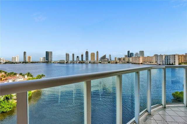 4000 Island Blvd #1207, Aventura, FL 33160 (MLS #A10949909) :: Search Broward Real Estate Team