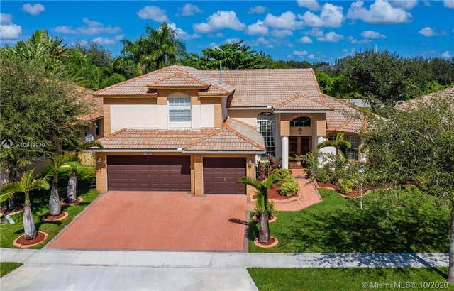 13841 NW 23rd St, Pembroke Pines, FL 33028 (MLS #A10949949) :: THE BANNON GROUP at RE/MAX CONSULTANTS REALTY I