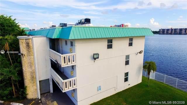 1000 NE 191st St #27, Miami, FL 33179 (MLS #A10949961) :: Green Realty Properties