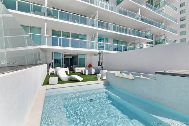 400 Sunny Isles Blvd 605 + Private P, Sunny Isles Beach, FL 33160 (#A10949980) :: Posh Properties