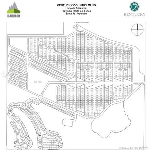 Ruta Provincial 34, , SF  (MLS #A10949994) :: Berkshire Hathaway HomeServices EWM Realty