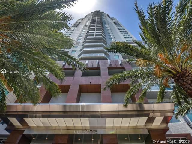 244 Biscayne Blvd #1510, Miami, FL 33132 (MLS #A10950001) :: ONE Sotheby's International Realty